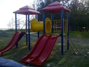jual playground indoor murah